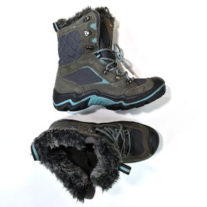 KEEN Durand Winter Snow Boots Womens Size 8.5